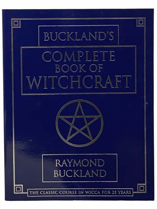 Image for Buckland's Complete Book of Witchcraft