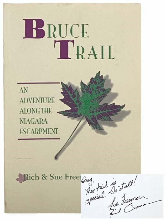Image for Bruce Trail - An Adventure Along the Niagara Escarpment