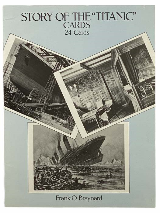 Image for Story of the Titanic: 24 Cards
