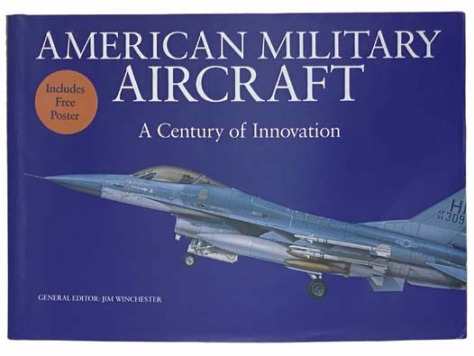 Image for American Military Aircraft: A Century of Innovation