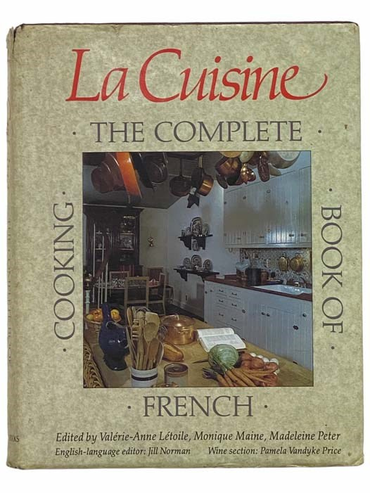 Image for La Cuisine: The Complete Book of French Cooking