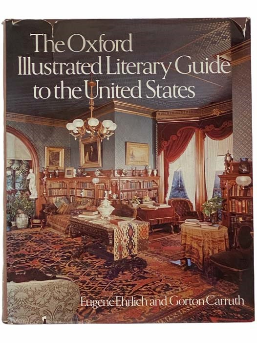 Image for The Oxford Illustrated Literary Guide to the United States