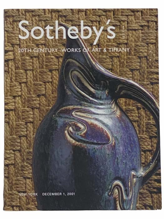 Image for Sotheby's 20th Century Works of Art and Tiffany: New York, December 1, 2001