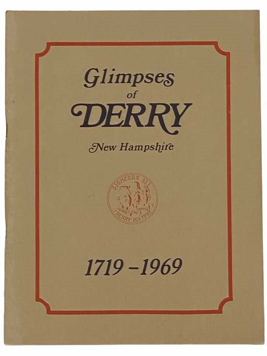 Image for Glimpses of Derry, New Hampshire, 1719-1969