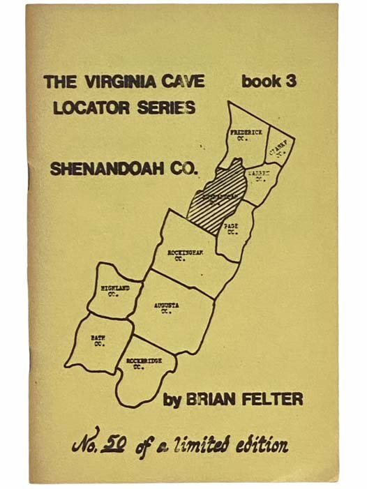Image for Shenandoah Co. (The Virginia Cave Locator Series, Book 3)