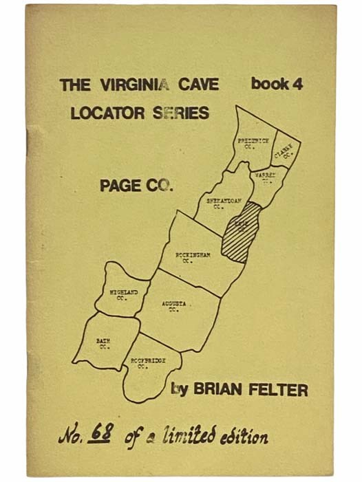 Image for Page Co. (The Virginia Cave Locator Series, Book 4)