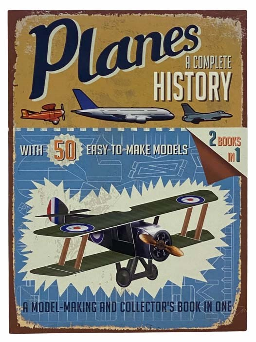 Image for Planes: A Complete History