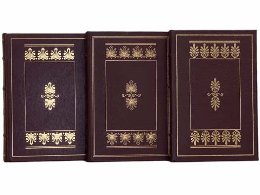 Image for The Works of Plato, in Three Volumes (The 25th Anniversary Limited Edition of The Great Books of the Western World)