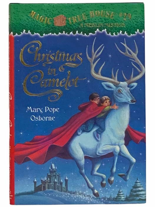 Image for Christmas in Camelot (Magic Tree House, #29)