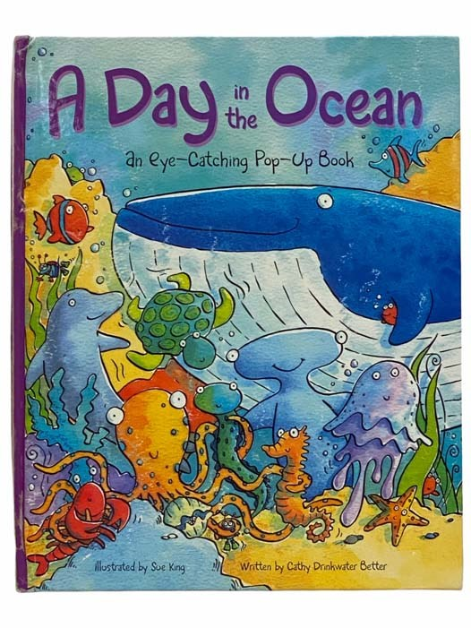 Image for A Day in the Ocean: An Eye-Catching Pop-Up Book