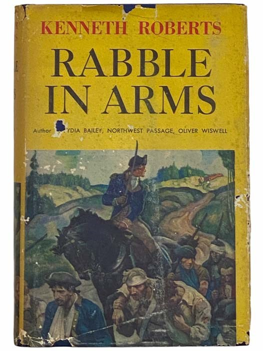 Image for Rabble in Arms: A Chronicle of Arundel and the Burgoyne Invasion