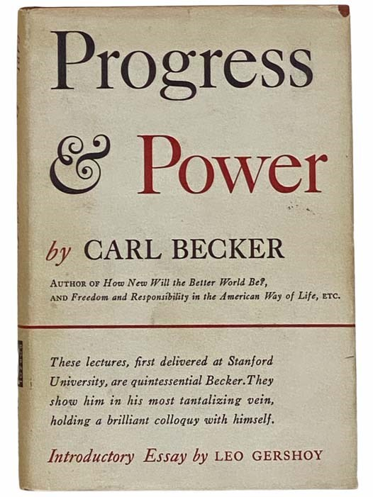 Image for Progress and Power