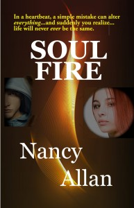 SOUL FIRE by Nancy Allan @NancyAllan