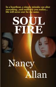 SOUL FIRE by Nancy Allan @NancyAllan