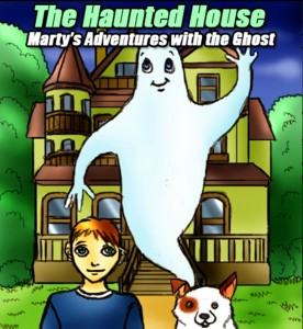 Gift Guide: The Haunted House – Kids Mystery books Ages 9-12 by Amanda Svenson