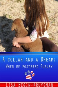 Gift Guide: A Collar and a Dream: When We Fostered Furley by Lisa Begin-Kruysman