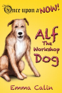 Gift Guide: Alf The Workshop Dog by Emma Calin