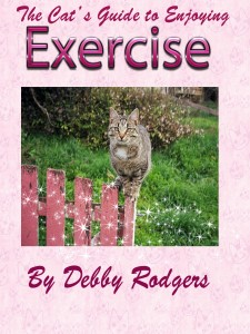 Gift Guide: The Cat's Guide to Enjoying Exercise by Debby Rodgers