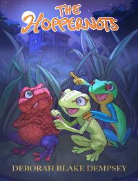 Gift Guide: The Hoppernots by Deborah Blake Dempsey