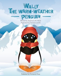 Gift Guide: Wally the Warm-Weather Penguin by Stephanie M. Ward