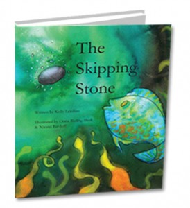 Gift Guide: The Skipping Stone by Kelly Lenihan
