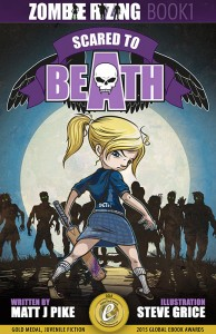 Free eBook 09/04/2015: Scared to Beath: Zombie RiZing 1 by Matt Pike @SoothsayerMatt