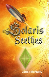 Buyer's Guide: Solaris Seethes (Solaris Saga book 1) by Janet McNulty