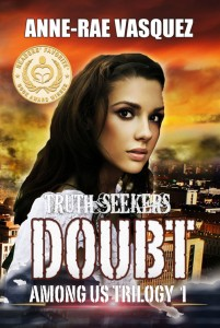 Buyer's Guide: Doubt (book 1 of Among Us Trilogy) by Anne-Rae Vasquez