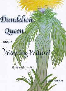 Buyer's Guide: Dandelion Queen Meets Weeping Willow by Kim Snyder