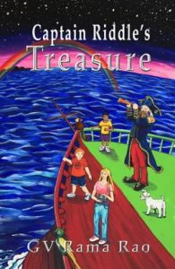 FEATURED BOOK: Captain Riddle's Treasure by G.V Rama Rao