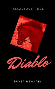 FEATURED BOOK: Diablo by Fallacious Rose