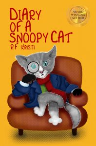 Diary of a Snoopy Cat by R.F. Kristi