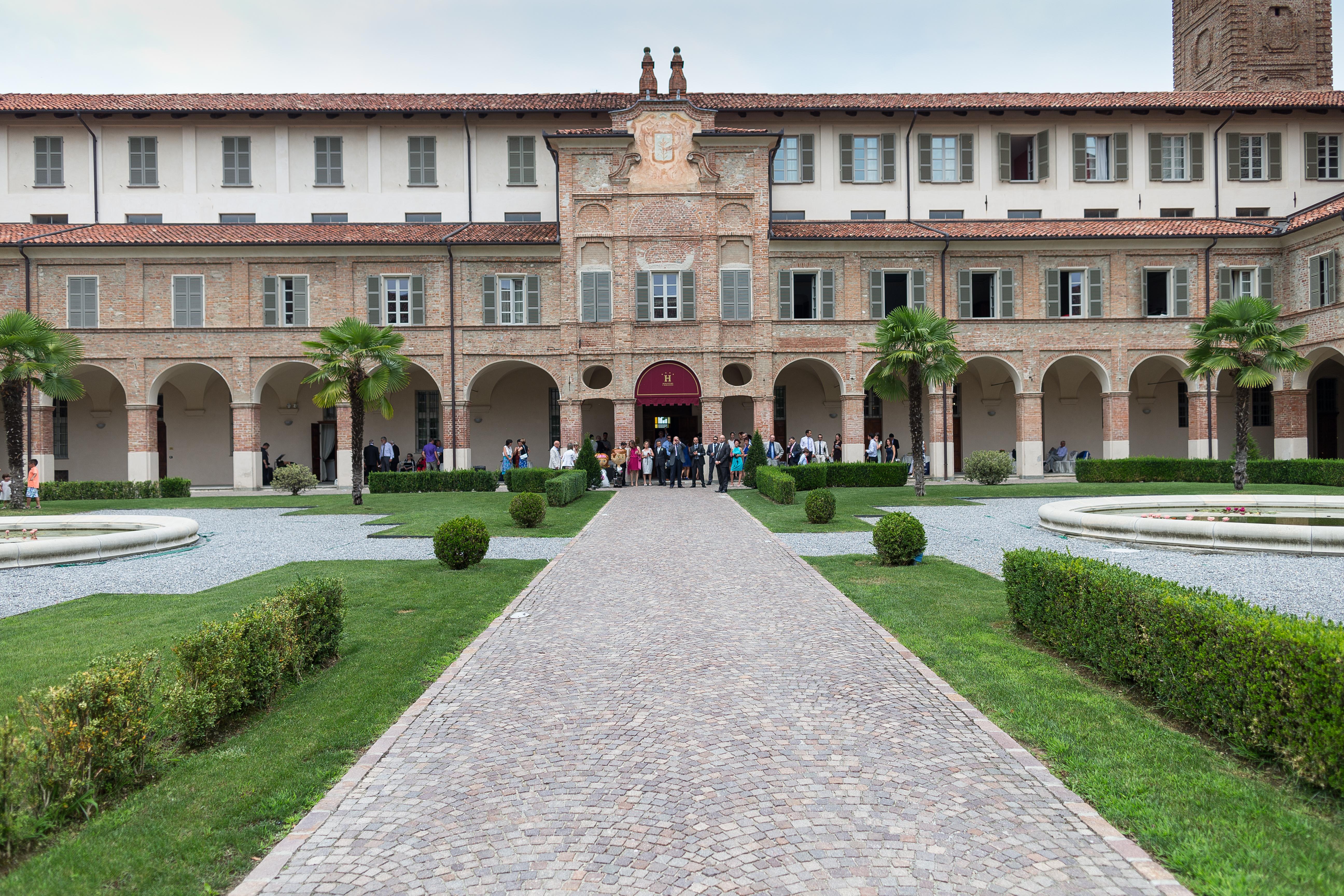 foto Somaschi Hotel - Monastero di Cherasco
