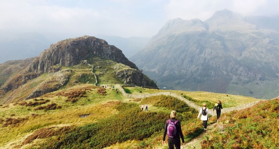 Autumn Hiking Yoga Retreat Lake District October
