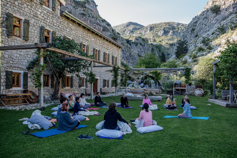Breathtaking Hiking Yoga Holiday in Montenegro