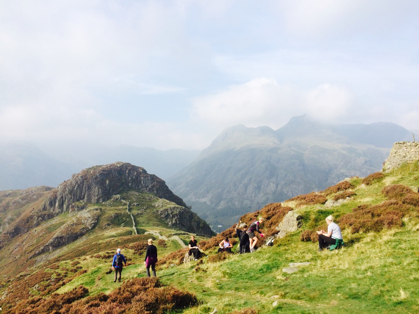 Summer Hiking Yoga Retreat Lake District July