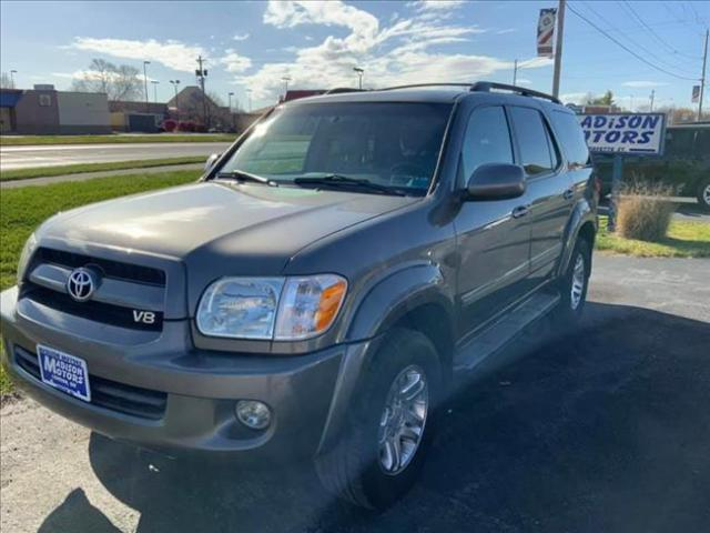 2007 Toyota Sequoia  for sale at Madison Motors