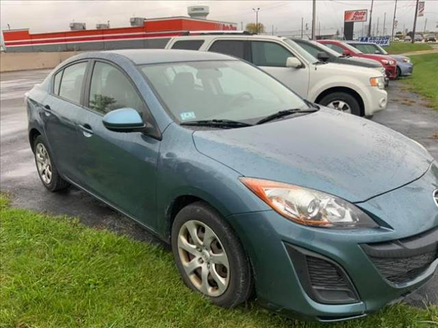 2011 MAZDA MAZDA3  for sale at Madison Motors