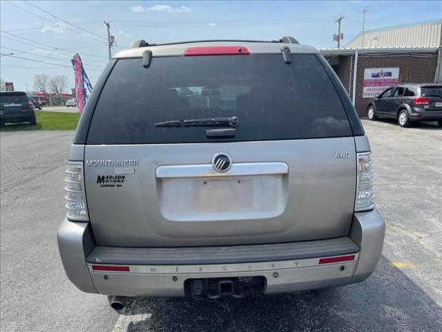 2008 Mercury Mountaineer  for sale at Madison Motors