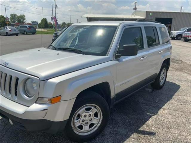 2014 Jeep Patriot  for sale at Madison Motors