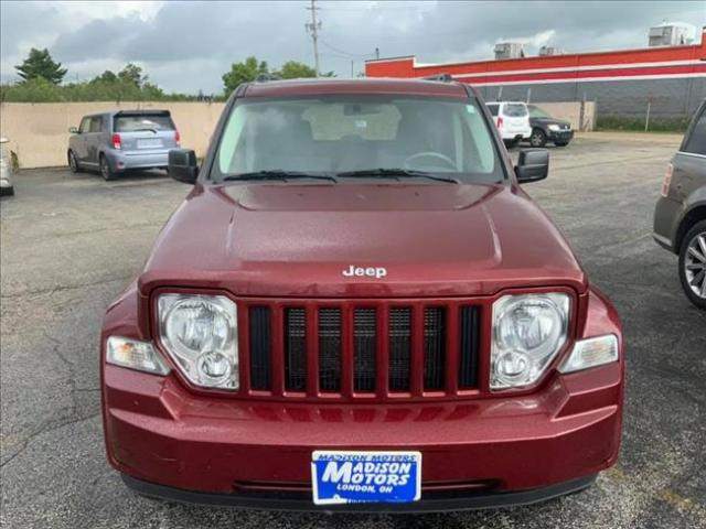2008 Jeep Liberty  for sale at Madison Motors