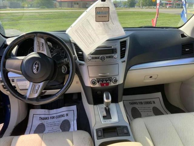 2011 Subaru Outback  for sale at Madison Motors