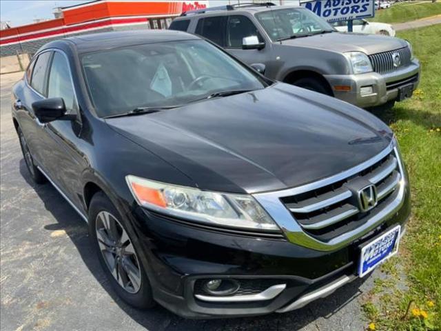 2013 Honda Crosstour  for sale at Madison Motors