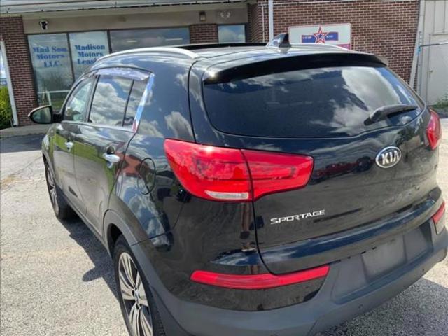 2014 Kia Sportage  for sale at Madison Motors