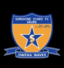 Sunshine Stars logo