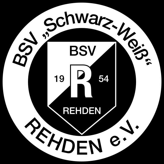 Schwarz-Weiss Rehden logo