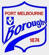 Port Melbourne logo