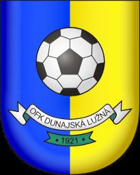 Dunajska Luzna logo