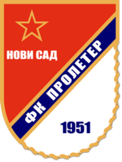 Proleter Novi Sad logo