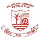 Ballyclare Comrades logo